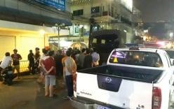 Hàng trăm cảnh sát trấn áp nhóm giang hồ hỗn chiến trong đêm Giao thừa