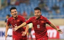 Bóng đá Việt Nam giữ vững ngôi