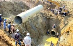 Tốn hơn 16 tỷ đồng khắc phục 18 lần đường ống nước sông Đà vỡ nhưng không ai phải bồi thường