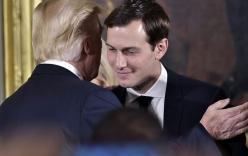 Con rể Trump bị truất quyền tiếp cận tài liệu tối mật ở Nhà Trắng