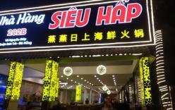 Thông tin mới nhất vụ nhà hàng ở Đà Nẵng bị