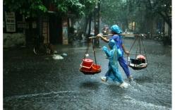 Dự báo thời tiết ngày 7/3: Hà Nội hạ 9 độ kèm mưa rào