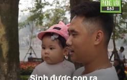 Phỏng vấn dạo: Sinh con gái, bố mẹ lỗ hay lãi?
