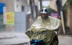 Dự báo thời tiết 13/3: Hà Nội mưa rào, miền núi mưa to kèm dông lốc