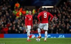 Man Utd nhạt nhòa, bị đá văng khỏi Champions League