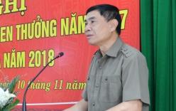 Đề nghị kỷ luật cựu Cục trưởng Cục Chính trị - Hậu cần Bộ Công an Trần Quốc Cường