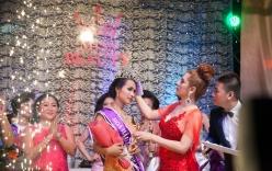 Hoa hậu chuyển giới Việt Nam đầu tiên sau hơn 2 năm đăng quang: \