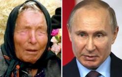 Giật mình trước lời tiên tri của bà Vanga về ông Putin
