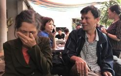 Cha mẹ của chiến sĩ CSPCCC tử nạn trên cao tốc: \