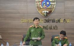 Chiến sĩ cảnh sát PCCC tử vong trong vụ tai nạn trên cao tốc được thăng cấp hàm
