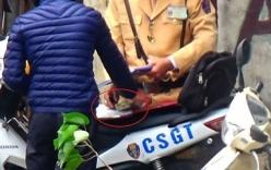Hà Nội chính thức điều tra hơn 20 CSGT nghi nhận tiền