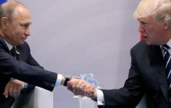 Hé lộ cuộc điện đàm của Tổng thống Trump với Putin sau bầu cử Nga