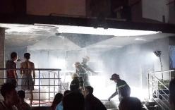 Vụ cháy chung cư Carina: Là vụ cháy lớn thứ 2 chỉ sau thảm họa ITC năm 2012