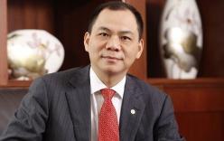 Tỷ phú Phạm Nhật Vượng với khối tài sản đạt 6 tỷ USD,  sắp lọt top 300 người giàu nhất hành tinh