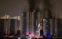 Sau vụ cháy chung cư Carina Plaza làm 13 người chết, Bộ Xây dựng chỉ đạo