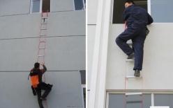 Sau cháy chung cư Carina, mọi người nháo nhào tìm mua thang dây thoát hiểm trên MXH