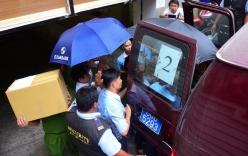 Bộ Công an khám xét Ngân hàng Eximbank chi nhánh TP HCM