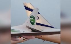 Video: Sau va chạm mạnh, hai máy bay chở khách