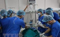 Bệnh nhân chết não vì tai nạn, gia đình xin hiến tạng ngay tại bệnh viện