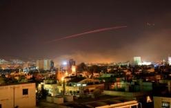 Ồ ạt bắn tên lửa vào Syria, Mỹ vẫn cố né các căn cứ của Nga