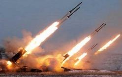 Phòng không Syria bắn hạ ít nhất một tên lửa Mỹ tại thủ đô Damascus