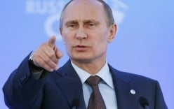 Tổng thống Putin: Thế giới sẽ hỗn loạn nếu phương Tây tiếp tục tấn công Syria