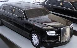 Lộ diện siêu xe Putin có thể dùng trong lễ nhậm chức