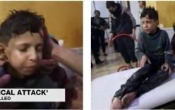 Nóng: Nga tung bằng chứng vụ tấn công hóa học ở Syria nghi bị dàn dựng
