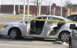 Tai nạn hy hữu: Mẹ bầu bị con gái 3 tuổi bắn chết trong ô tô