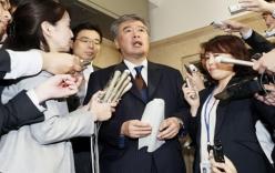 Thứ trưởng Nhật Bản từ chức sau cáo buộc quấy rối tình dục