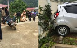 Vụ giáo viên lùi xe khiến học sinh tử vong: Cô giáo vẫn đi dạy bình thường