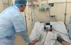Thêm một trường hợp mắc viêm não mô cầu, bệnh nhân xuất huyết toàn thân, rối loạn ý thức