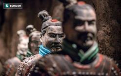 Bí mật lăng mộ Tần Thủy Hoàng: Cả trăm binh sĩ đất nung được