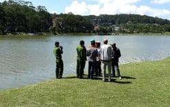 Tá hỏa phát hiện thi thể người đàn ông nổi ở hồ Xuân Hương