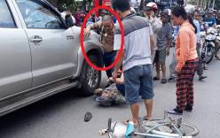 Tình tiết bất ngờ vụ tài xế đi ngược chiều chặn xe vợ gây chết người