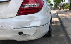 Bị đâm xe thiệt hại cả chục triệu nhưng hành xử của chủ ô tô khiến nhiều người cảm phục