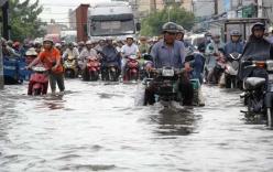 Dự báo thời tiết 21/5: Sài Gòn mưa lớn, nguy cơ ngập sâu
