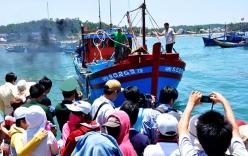 Vật thể lạ phát nổ trên biển, 3 ngư dân Quảng Ngãi tử vong