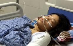Người phụ nữ bị chém nguy kịch sau khi chồng nhận cuộc điện thoại lạ