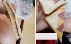 Người mua bánh mì siêu thị, người mua bưởi vỉa hè, hai cô nàng cùng