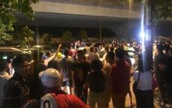 Dân náo loạn vì hai bãi giữ xe ở chung cư bị giải tỏa