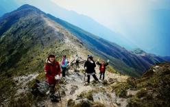 Trekking cung đường đẹp nhất Việt Nam Tà Năng - Phan Dũng: Bà mẹ trẻ kể lại giây phút đối mặt với cái chết