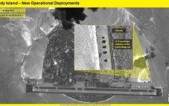 Mỹ phản đối Trung Quốc quân sự hóa Biển Đông, rút lời mời tập trận