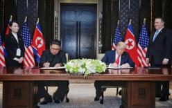 Tiết lộ nội dung chính văn kiện chung Mỹ-Triều: Bình Nhưỡng đồng ý