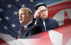 Trực tiếp hội nghị thượng đỉnh Mỹ - Triều Tiên: Cái bắt tay lịch sử