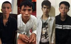 Khởi tố 4 đối tượng được người lạ rủ đi biểu tình, đập phá tài sản ở Sài Gòn