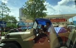 Cái khó ló cái khôn: Khi bạn chỉ có một chiếc xe mui trần và phải ra đường lúc trời nắng 40 độ