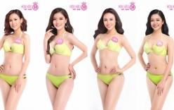 Trọn bộ ảnh bikini nóng bỏng của Top 30 Chung khảo phía Nam HHVN