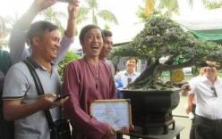 Hoài Linh ôm cây cảnh nửa tỷ đi thi, bất ngờ đạt giải thưởng