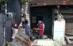 Thai phụ cùng chồng con gặp tai nạn khi đang ngủ trong nhà